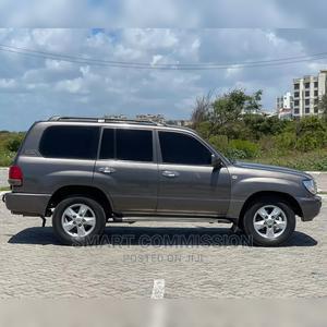Toyota Land Cruiser 2001 Gray | Cars for sale in Dar es Salaam, Kinondoni