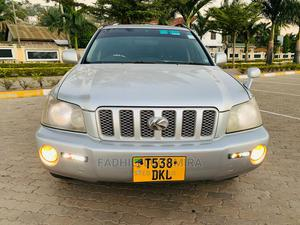 Toyota Kluger 2004 Silver | Cars for sale in Mwanza Region, Ilemela
