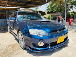 Subaru Legacy 2003 Blue | Cars for sale in Dar es Salaam, Kinondoni