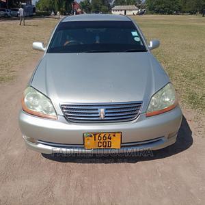 Toyota Mark II 2002 Silver   Cars for sale in Mwanza Region, Ilemela
