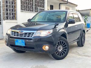 New Subaru Forester 2011 Gray | Cars for sale in Dar es Salaam, Kinondoni