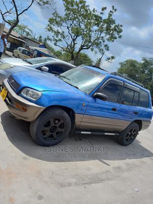 Toyota RAV4 1998 Cabriolet Blue | Cars for sale in Dar es Salaam, Kinondoni