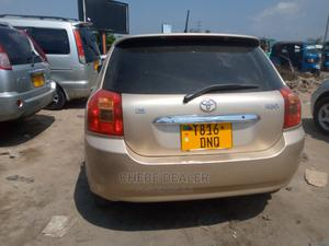 Toyota Corolla RunX 2006 Gold | Cars for sale in Dar es Salaam, Kinondoni