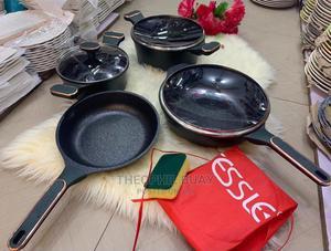 Sufuria Mbili Na Pan 2 Nzitooo   Kitchen & Dining for sale in Dar es Salaam, Ilala