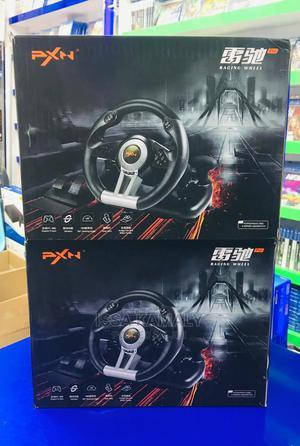 Ps4 Wheel Car Racing | Video Game Consoles for sale in Dar es Salaam, Kinondoni