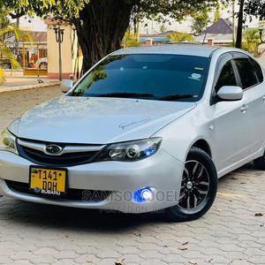 Subaru Impreza 2010 Silver | Cars for sale in Dar es Salaam, Kinondoni