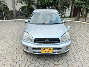 Toyota RAV4 2004 Gray   Cars for sale in Dar es Salaam, Kinondoni