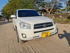 Toyota RAV4 2008 2.4 White   Cars for sale in Dar es Salaam, Temeke
