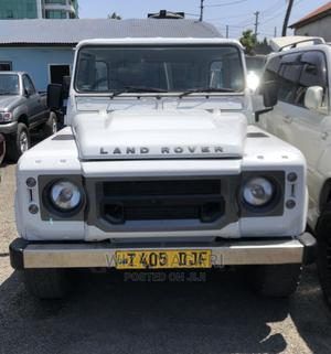 Land Rover Defender 2001 White   Cars for sale in Dar es Salaam, Kinondoni