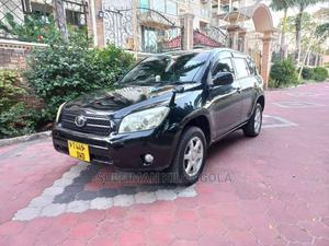 Toyota RAV4 2006 V6 Black   Cars for sale in Dar es Salaam, Kinondoni