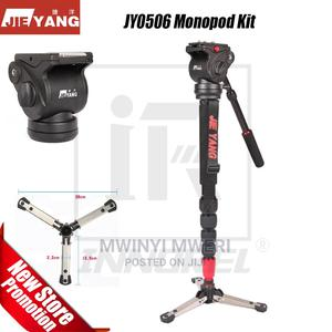 Jieyang JY0506 Aluminum Alloy Professional Monopod | Accessories & Supplies for Electronics for sale in Dar es Salaam, Kinondoni