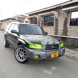 Subaru Forester 2003 Green | Cars for sale in Dar es Salaam, Kinondoni