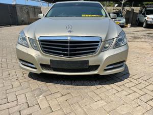 Mercedes-Benz E300 2010 Gold | Cars for sale in Dar es Salaam, Kinondoni