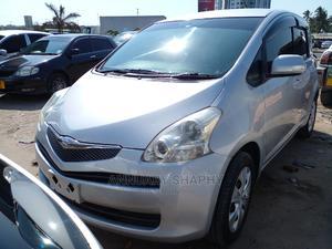Toyota Ractis 2008 Silver | Cars for sale in Dar es Salaam, Kinondoni