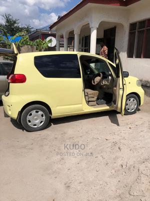 Toyota Porte 2009 Yellow   Cars for sale in Dar es Salaam, Kinondoni
