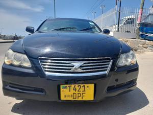 Toyota Mark X 2008 Black | Cars for sale in Dar es Salaam, Kinondoni