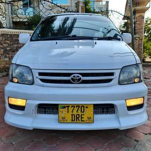 Toyota Noah 2005 White | Cars for sale in Dar es Salaam, Kinondoni