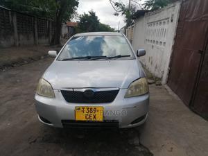 Toyota Corolla RunX 2003 Silver | Cars for sale in Dar es Salaam, Kinondoni