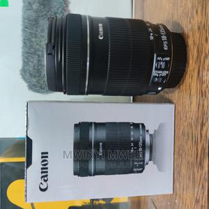 Canon EF-S 18-135mm F/3.5-5.6 IS Standard Zoom Lens | Accessories & Supplies for Electronics for sale in Dar es Salaam, Kinondoni