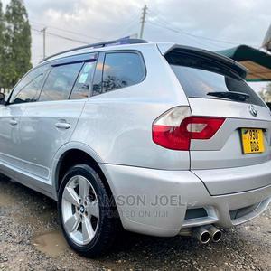 BMW X3 2005 Gray | Cars for sale in Dar es Salaam, Kinondoni
