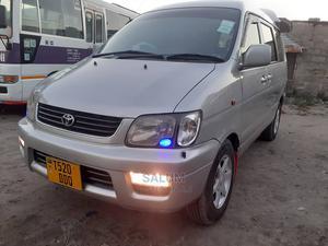 Toyota Noah 2001 2.0 AWD (8 Seater) Silver | Cars for sale in Dar es Salaam, Kinondoni