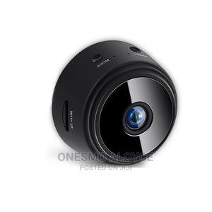 2 in 1 1080P HD Min Camera A9 Wifi, Router Na Non Router   Security & Surveillance for sale in Dar es Salaam, Kinondoni