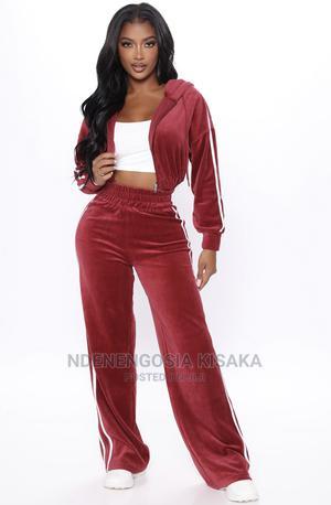Karibuni Tracksuit Nzuri Zenye Material Mazuri Ya Cotton | Clothing for sale in Dar es Salaam, Ilala