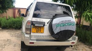 Toyota Land Cruiser 2004 White | Cars for sale in Dar es Salaam, Ilala