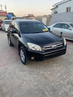 Toyota RAV4 2008 2.4 Black   Cars for sale in Dar es Salaam, Kinondoni