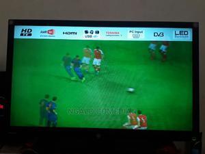 Toshiba LCD Inch 32 | TV & DVD Equipment for sale in Dar es Salaam, Kinondoni