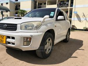 Toyota RAV4 2004 1.8 White   Cars for sale in Dar es Salaam, Kinondoni