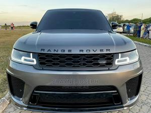 Land Rover Range Rover Sport 2018 Autobiography Gray   Cars for sale in Dar es Salaam, Kinondoni