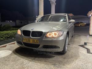 BMW 320i 2007 Gold | Cars for sale in Iringa Region, Iringa