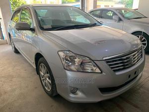 Toyota Premio 2008 Silver   Cars for sale in Dar es Salaam, Kinondoni