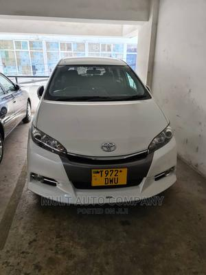 Toyota Wish 2015 White | Cars for sale in Dar es Salaam, Ilala