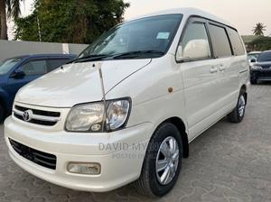 Toyota Noah 2001 White   Cars for sale in Dar es Salaam, Kinondoni