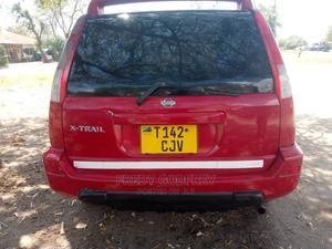 Nissan X-Trail 2003 Red | Cars for sale in Dar es Salaam, Kinondoni