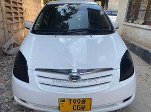 Toyota Corolla Spacio 2005 White | Cars for sale in Dar es Salaam, Kinondoni