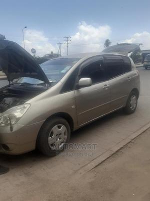 Toyota Corolla Spacio 2005 1.5 X G-Edition Gold | Cars for sale in Dar es Salaam, Kinondoni