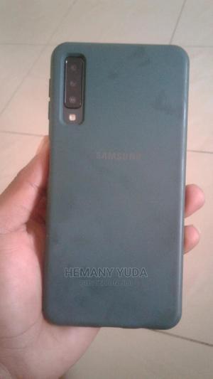 Samsung Galaxy A7 128 GB Black | Mobile Phones for sale in Dar es Salaam, Temeke