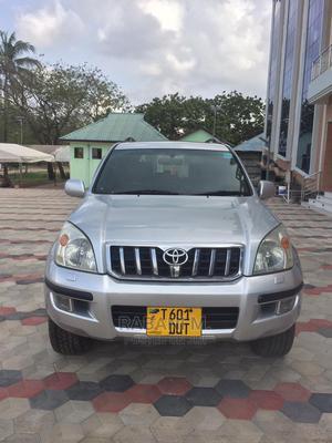 Toyota Land Cruiser Prado 2005 Silver | Cars for sale in Dar es Salaam, Ilala