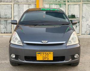 Toyota Wish 2003 Gray | Cars for sale in Dar es Salaam, Ilala