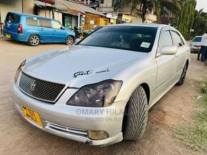Toyota Crown 2004 Silver | Cars for sale in Mwanza Region, Ilemela