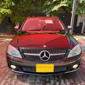 Mercedes-Benz C200 2007 Black   Cars for sale in Dar es Salaam, Kinondoni