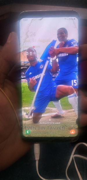 Samsung Galaxy S8 64 GB Black   Mobile Phones for sale in Kilimanjaro Region, Moshi Urban