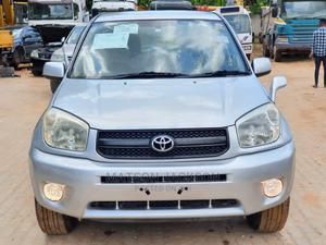Toyota RAV4 2005 Silver | Cars for sale in Dar es Salaam, Kinondoni