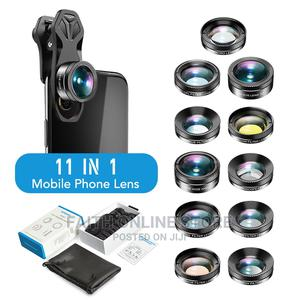 11 in 1 Camera Phone Lens Kit   Accessories for Mobile Phones & Tablets for sale in Dar es Salaam, Ilala
