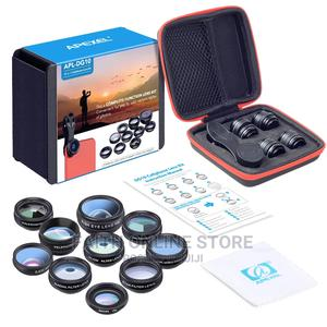 10 in 1 Camera Phone Lens Kit   Accessories for Mobile Phones & Tablets for sale in Dar es Salaam, Ilala
