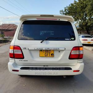 Toyota Land Cruiser 2005 White | Cars for sale in Dar es Salaam, Kinondoni