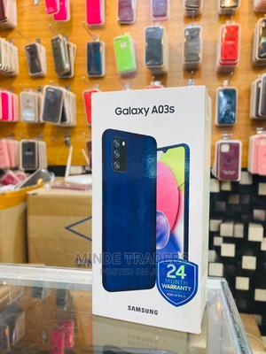 New Samsung Galaxy A03s 32 GB Blue | Mobile Phones for sale in Dar es Salaam, Ilala